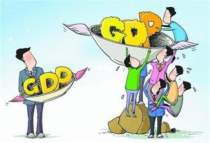 一个关于GDP的冷笑话-涅槃茶馆