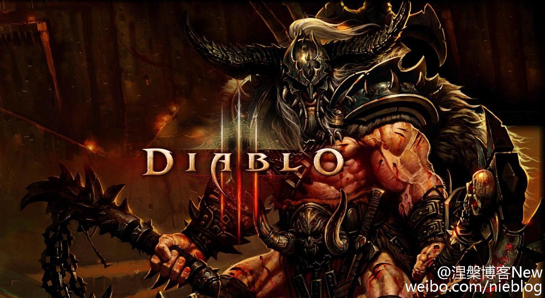 WOW第三资料片官方中文介绍视频+Diablo III 12分钟僧侣试玩演示视频-涅槃茶馆