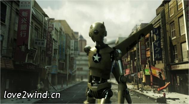 超炫3D视频:World War-涅槃茶馆
