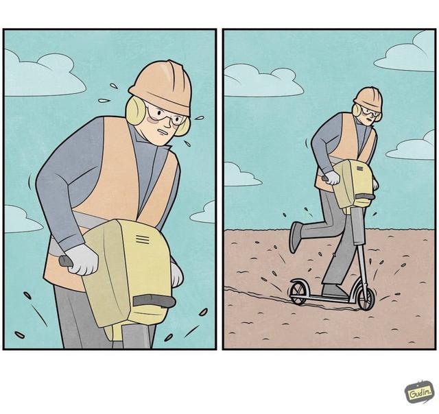 漫画 二 是一种深刻骨髓的信奉