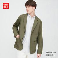 3日0点 : UNIQLO 优衣库 425041 男士西装休闲夹克