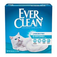 88VIP : Ever Clean 铂钻 猫砂 白标 25磅