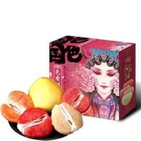 舌香夫人 四大名柚 蜜柚组合 袋箱装 9-10斤