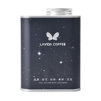 京东PLUS会员 : LAVIDA 唯地 云南咖啡豆 200g