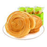 88VIP :  良品铺子 手撕面包 1050g+ 蒙牛 纯甄常温酸奶200g*24盒*2件