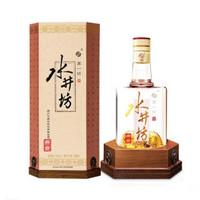 苏宁SUPER会员 : swellfun 水井坊 井台 52%vol 浓香型白酒 500ml 单瓶装 *2件