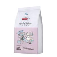DRYMAX 洁客 懒人猫砂 膨润土豆腐猫砂 3.3kg