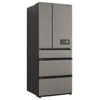 3日0点 : Panasonic 松下 NR-EE50TP1-S 变频风冷多门冰箱 498L 银色