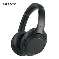 百亿补贴 : SONY 索尼 WH-1000XM3 头戴式耳机 国行