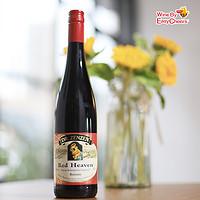 Easycheers 圣母之乳半甜红葡萄酒 德国莱茵黑森原瓶原装进口红酒