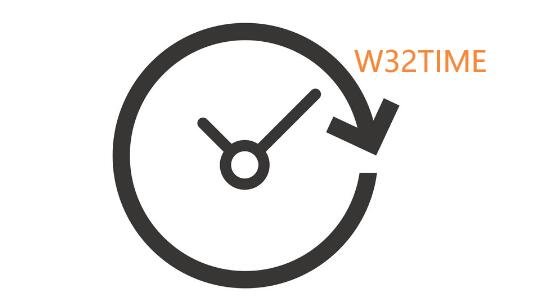 windows time(w32time)服务自启动不启作用